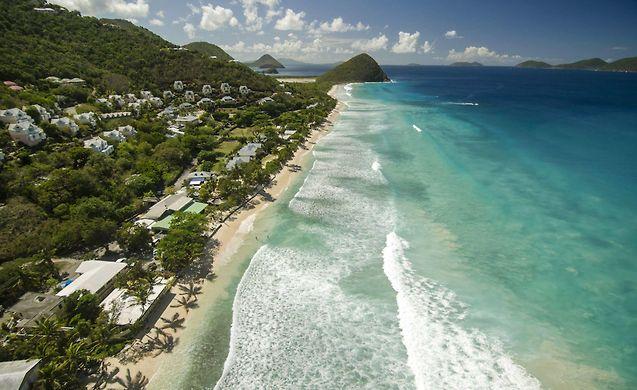 Long Bay Beach Club Hotel Tortola